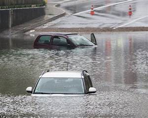 Four killed in German flash floods | Daily Mail Online