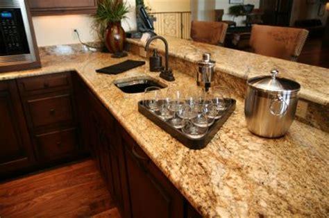giallo veneziano granite kitchen colors