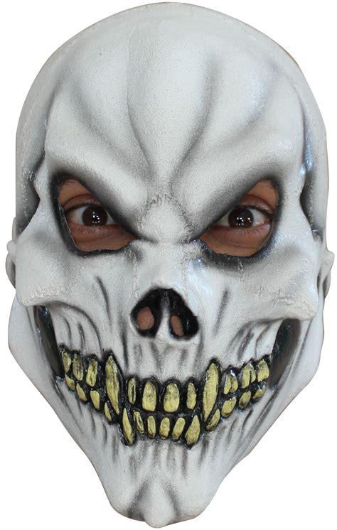 skelett maske halloween fuer kinder maskenund guenstige
