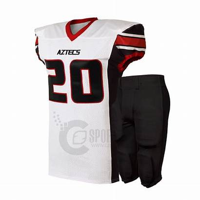 Football Uniform American Sublimation Uniforms Jerseys Team