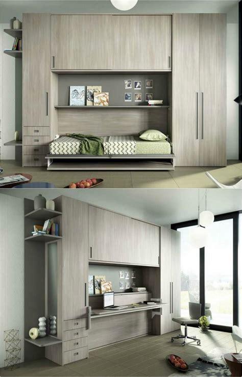 armoire lit bureau escamotable armoire lit escamotable et lits superposés chambre d 39 enfant