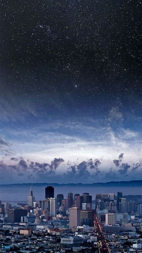 Awesome City View Iphone 5 Background Wallpaper Http