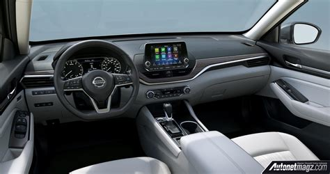 Nissan Altima 2019 Interior  Autonetmagz  Review Mobil