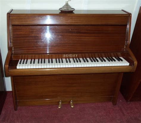 Piano Pavilion  Bentley Upright Piano For Sale In Essex