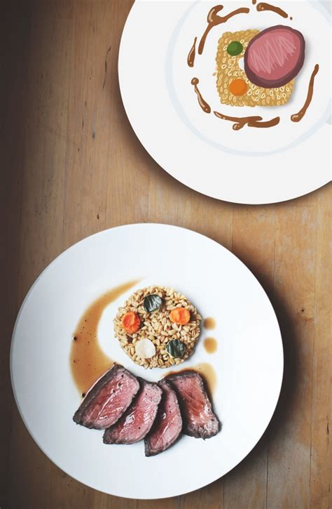 dressage des plats en cuisine top chef cuisine le monde de tokyobanhbao mode