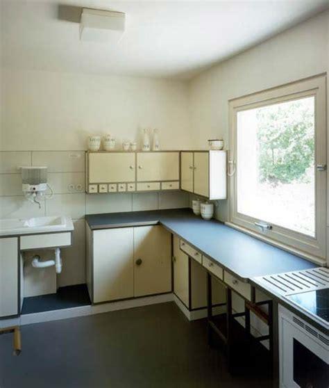 bauhaus kitchen design a prototypal house at the bauhaus the haus am horn by 1515