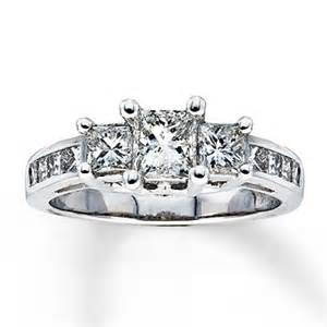2 karat engagement ring 2 carat princess cut three engagement ring engagement ring wall