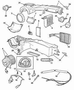 Jeep Cherokee Heater Diagram