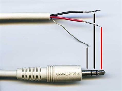 Cable Audio Wiring Diagram by Ham Radio Ts850
