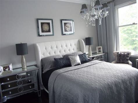 Schlafzimmer In Grau by Mirrored Furniture Bedroom Ideas Mirrored Bedroom