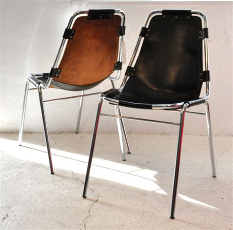 perriand chairs for les arcs ski resort