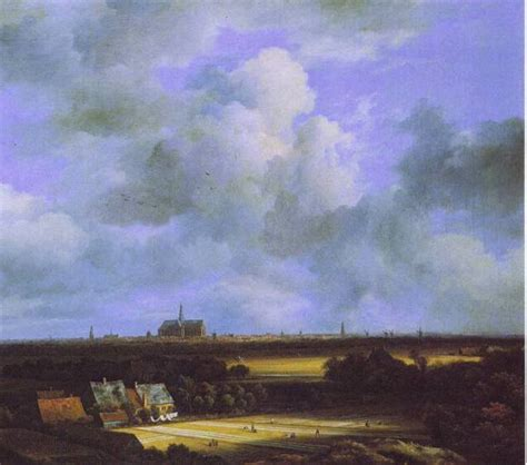 Dutch Landscape Paintings  Art History & The Art Of History