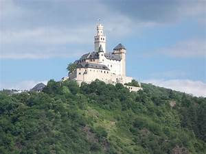 The Castles on the Rhine River | My Trip to Germany