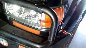 Toyota Land Cruiser 80 Series Headlight Issue