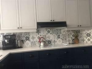 repeindre des carreaux avec de la chalk paint et des With repeindre un carrelage de cuisine