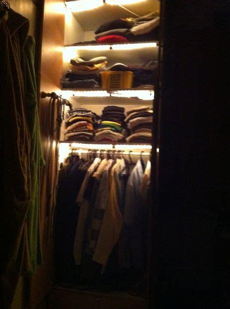 add automatic closetcupboard lights