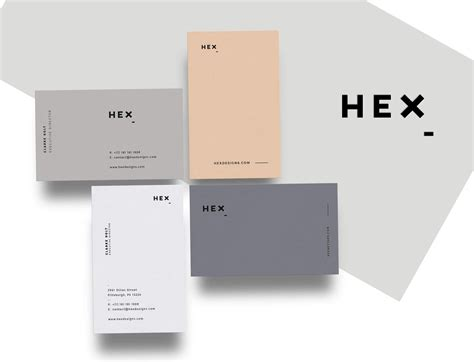 Cards Templates by Hex Business Card Template Business Card Templates