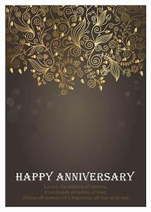 Anniversary, Card, Templates