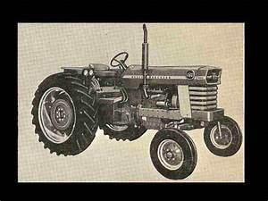 Massey Ferguson 180 Mf180 Operations Manual For Tractor