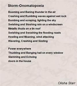 Image Gallery onomatopoeia poems