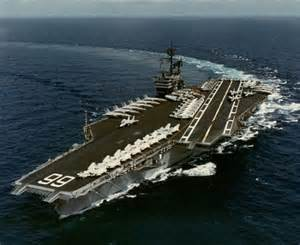 wreck of uss america cv 66