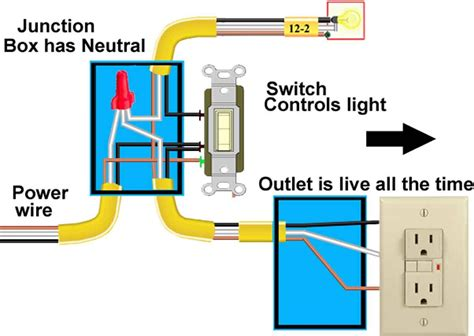 how to fix a light switch how to wire a light switch and outlet repair wiring scheme