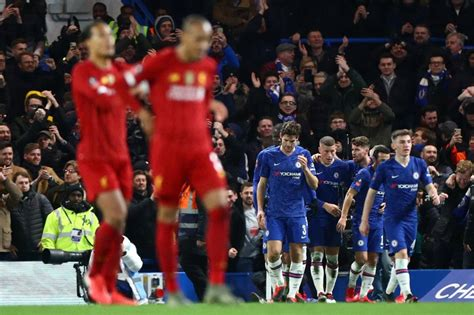 Chelsea 2-0 Liverpool, FA Cup result - LIVE! Latest news ...