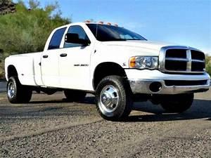 Buy Used No Reserve 2003 Dodge 3500 Slt 4x4 Quad Cab 5 9l