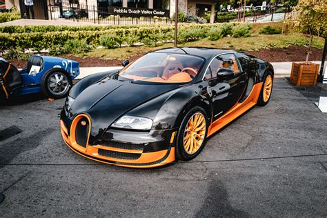 The development of the bugatti veyron was one of the greatest technological challenges ever known in the automotive industry. In Photos: Pebble Beach Concours d'Elegance 2019 - GTspirit