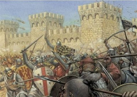 siege fortress castle siege audio atmosphere