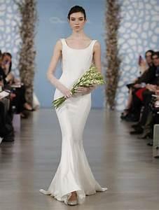 Wedding dress by oscar de la renta spring 2014 bridal 7 for De la renta wedding dresses