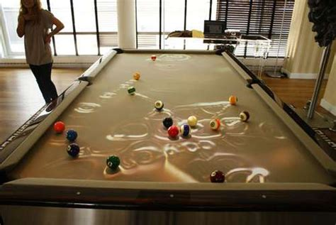 diy pool table light ideas light sensor pool tables the obscura cuelight brightens