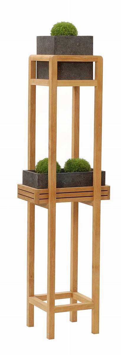 Bloempotten Tall Hoge Outdoors Plant Stand Stands