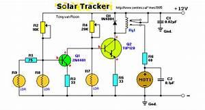 Solar Panel Tracker