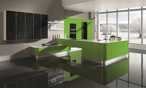 black and green kitchen ideas 35 eco friendly green kitchen ideas ultimate home ideas 7833