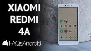 Xiaomi Redmi 4a  An U00e1lisis De Un M U00f3vil Android Barato