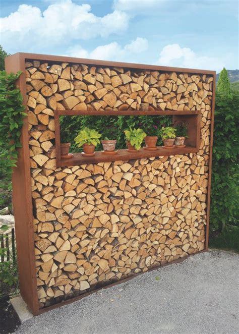 Sichtschutz Garten Coop by Sichtschutz Holzlege Aus Cortenstahl 2 X 2 M Www Garten