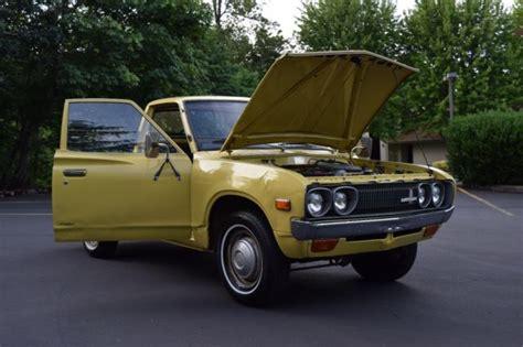 Datsun Truck For Sale by Datsun 620 Truck 1973 For Sale Datsun 620