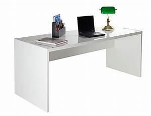 Schreibtische Weiß : composad schreibtisch in hochglanz weiss kronos otto ~ Pilothousefishingboats.com Haus und Dekorationen