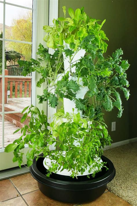 Vertical Hydro Garden by Vertical Hydroponic Systems