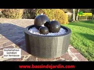 installer une fontaine ubbink avec bassin youtube With decoration de jardin en resine 6 fontaine solaire jardin fontaine solaire exterieur bassin