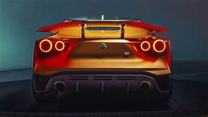 Nissan GT-R50 Concept Car 2019 4K Wallpapers HD
