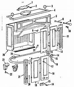 Looking For Kenmore Model 143435 Heating  U0026 Cooling Repair