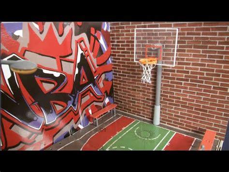 nba heroes basketball court  jazwares youtube