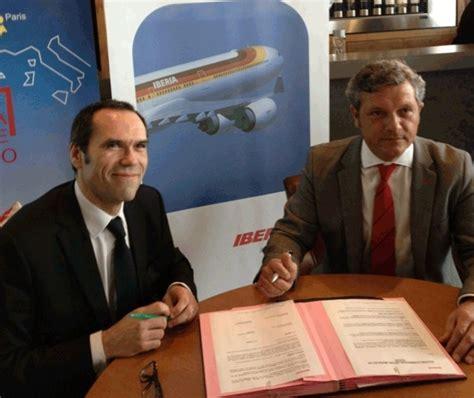 chambre de commerce franco espagnole iberia partenaire privilégiée de la chambre de commerce