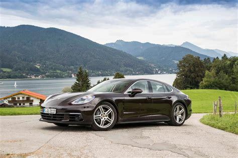 porsche panamera 2017 porsche panamera first drive review motor trend