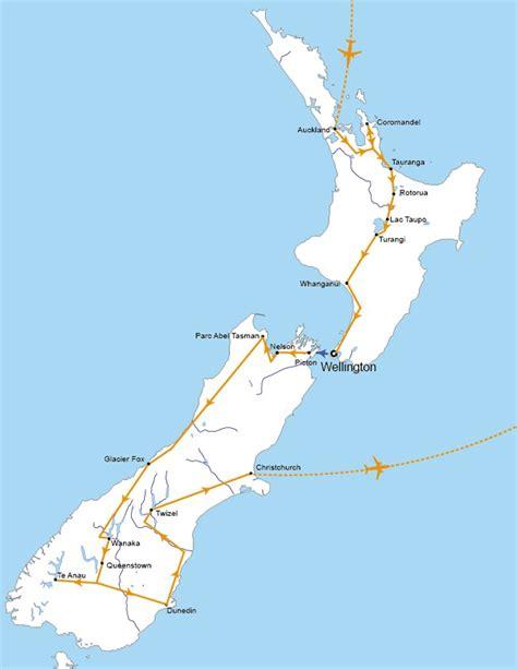 circuit nouvelle zélande en moto voyage à la carte meltour