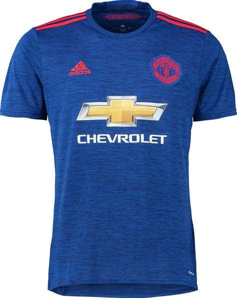 maillot manchester united exterieur manchester united 2017 maillots adidas 2016 2017 maillots foot actu