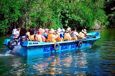 River Boat Services by Madu Ganga River Safari Nilwala Boat Service