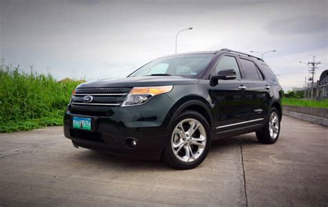 2 0 Ecoboost Specs by Ford Explorer 2 0l Ecoboost Limited Review Price Specs